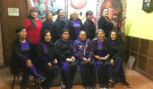 Ex Adelitas de la UACH se reportan listas para el Mundial de Maxibaloncesto en Valencia, España