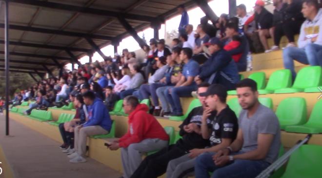 Fútbol en Parral