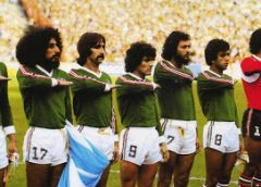 El Tri del Mundial de Argentina 78
