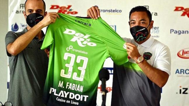 Marco Fabián fue presentado por los Bravos FC Juárez
