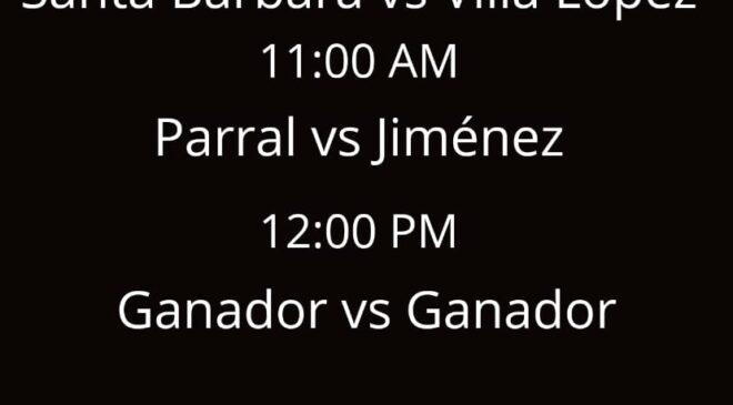 Hoy cuadrangular de Basquetbol de Veteranos en Parral